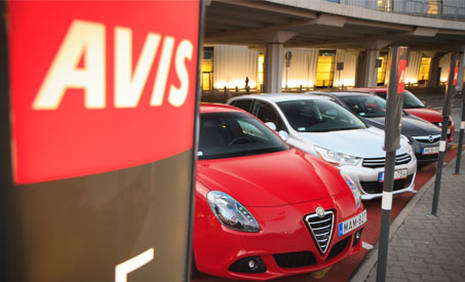 Book in advance to save up to 40% on AVIS car rental in Dublin