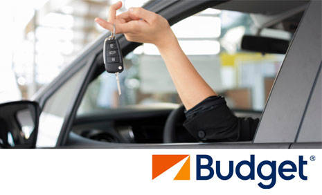 Book in advance to save up to 40% on Budget car rental in Dublin