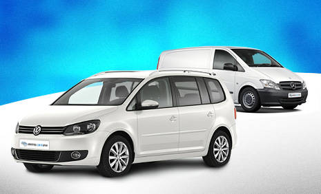 Book in advance to save up to 40% on VAN Minivan car rental in Dublin