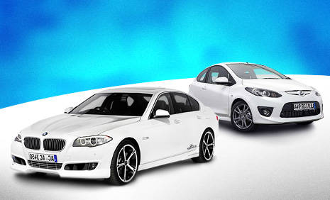 Book in advance to save up to 40% on Sport car rental in Dublin